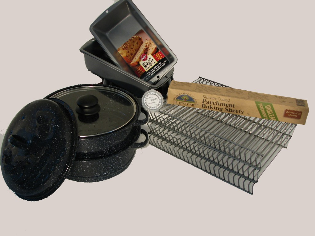 Dehydrating and Preparedness Accessory Package