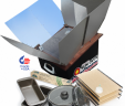 ALL-AMERICAN SUN OVEN with DEHYDRATING & PREPAREDNESS KIT