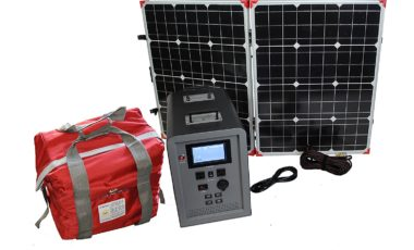 Ascent Generator Expandable Solar Kit with FREE EMP Bag